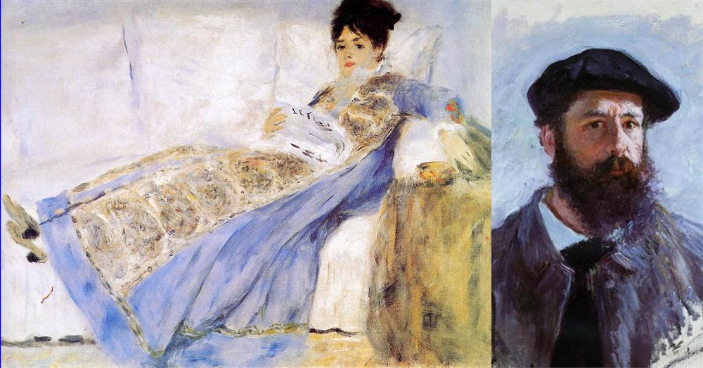 Monet and Camille